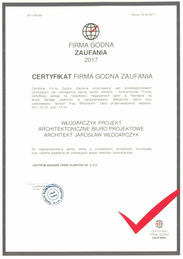 certyfikat-firma-godna-zaufania-architekt-domow-jaroslaw-wlodarczyk-sieradz-lodz-warszawa.jpg