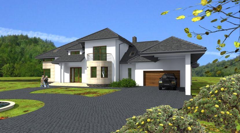 domy kopu owe w polsce najlepsze pomys y na wystr j domu. Black Bedroom Furniture Sets. Home Design Ideas
